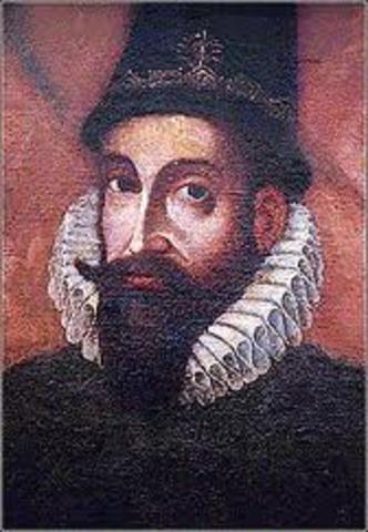 Virrey Diego López de Zúñiga y Velasco