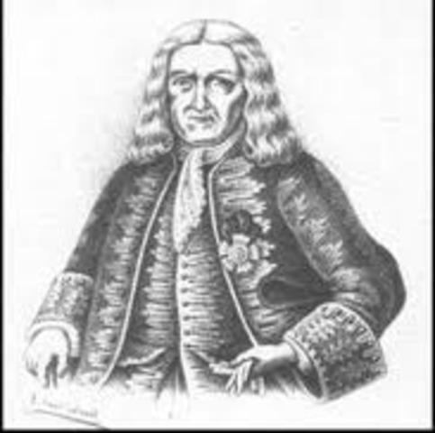 Virrey José Antonio de Mendoza