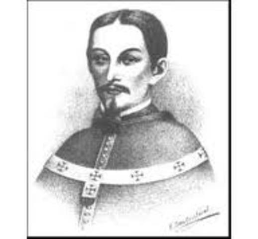 Virrey Melchor de Liñán y Cisneros