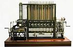 Babbage Developed the Steam Driven Calculator