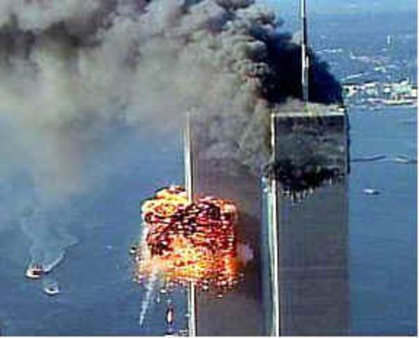 Atentado de las torres gemelas de Nueva York