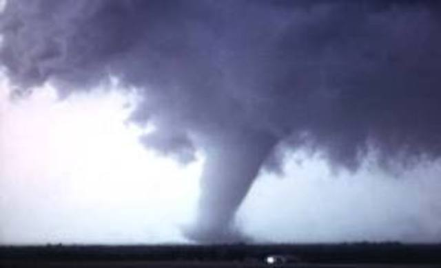 Oklamhoma Tornado Outbreak