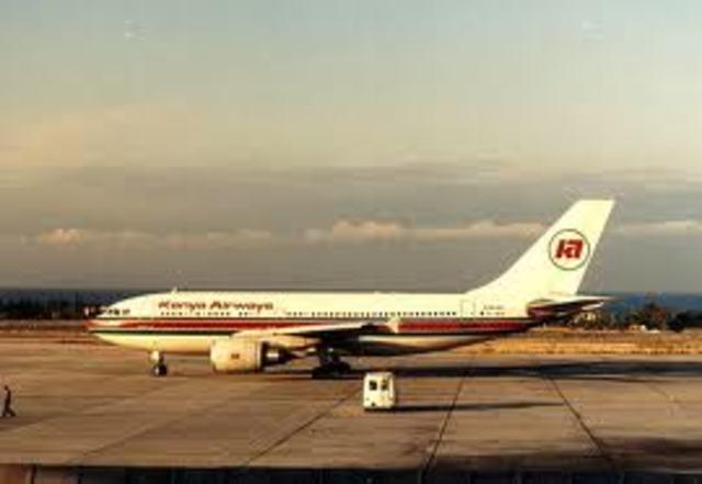 Kenya Airways Flight 431