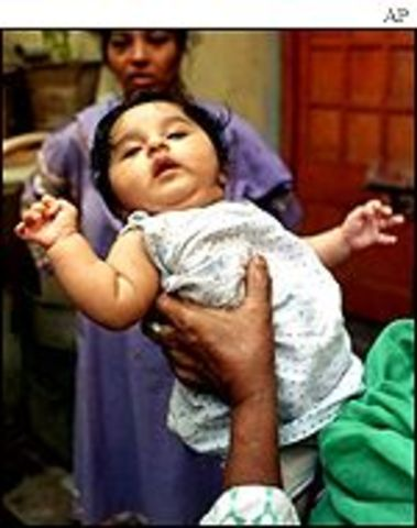 The Billionth Living person in India is born