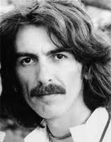 George Harrison Dies