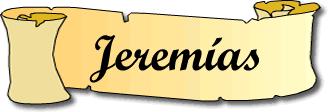 JEREMÍAS CAP. 1 AL 3