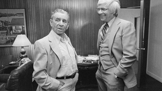 Meyer Lansky Indicted in 1971
