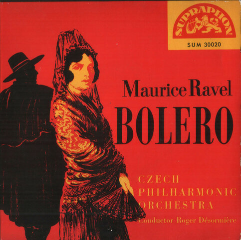 """Boléro"" by Ravel"