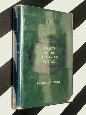 Aspects in the Theory of Syntax