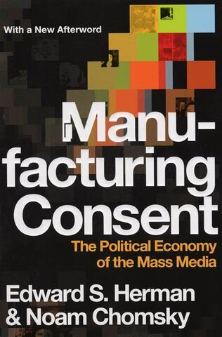 Co-Wrote Manufacturing Consent