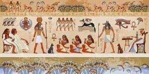 Egipto: Principales Aportaciones Jurídicas