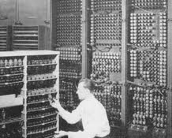 ENIAC Computer invented