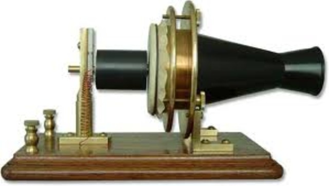 Telephne invented by Alexander Bell