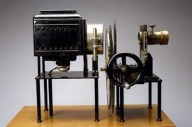 Phonograph invented by Thomas Edison