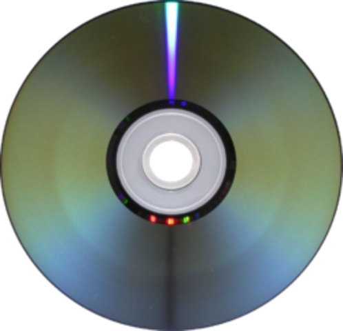 DVD - Digital Video Disc - invented to store lots of information