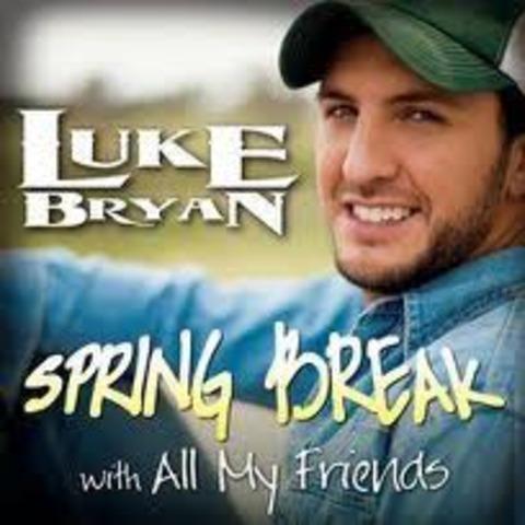 Luke Bryan's Thrid Album