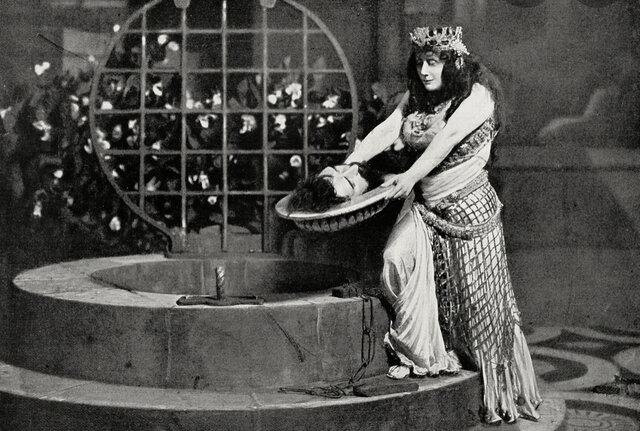 Strauss's Salomé