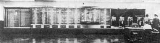 Harvard Mark I Computer Invented by Howard Aiken & Grace Hopper