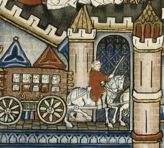 JEAN DE PLAN CARPIN(1180-1252) Y GUILLAUME DE RUBROUCK ( 1215-1295 d,C)