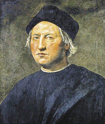 CRISTÓBAL COLÓN (1451-1506)