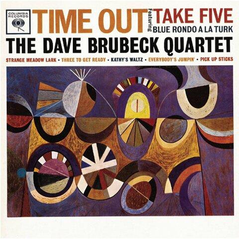 «Take Five» por The Dave Brubeck Quartet. (Álbum: Time Out).