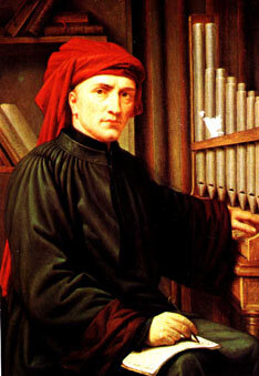 Josquin des Prés. (1450-1521)
