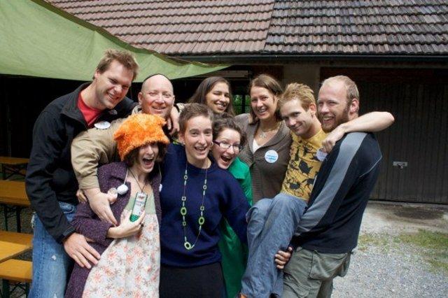 MDST Team meeting in Switzerland