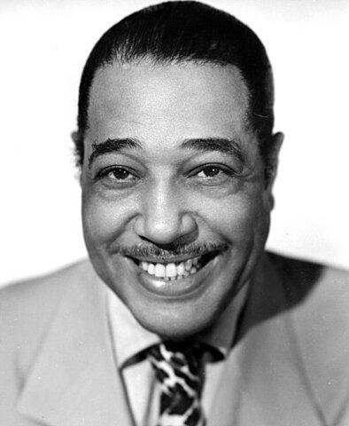 Duke Ellington. (1899-1974).