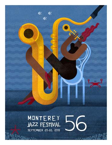 Festival de Jazz de Monterrey.
