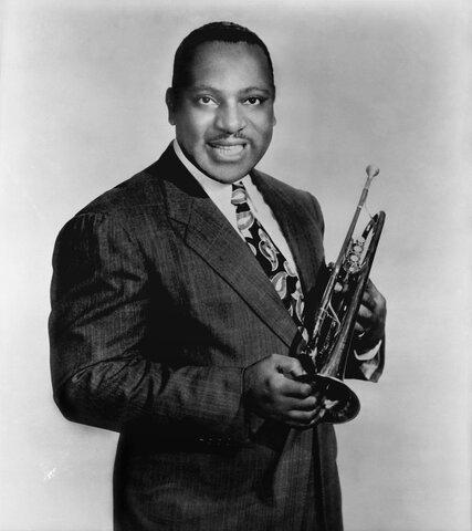 Cootie Williams. (1910-1985).