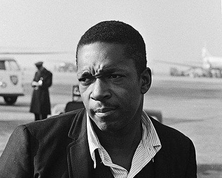 John Coltrane.(1926-1967).