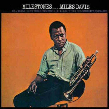 Milestones (Álbum) de Miles Davis.