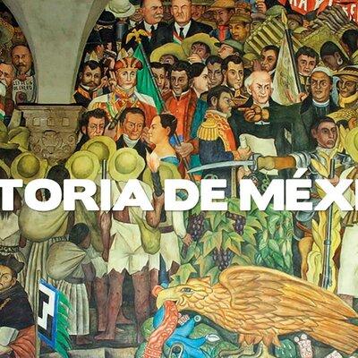 Línea del tiempo de Historia de México II de Cruz Alanís Leonardo timeline