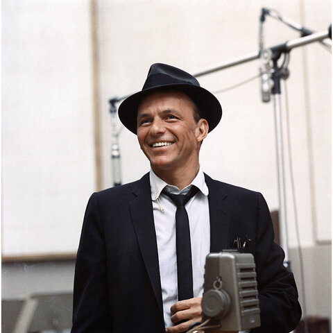 Frank Sinatra. (1915-1998).