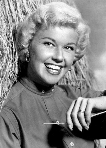 Doris Day. (1922-2019)