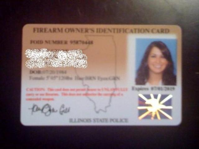 88. Obtain a FOID card