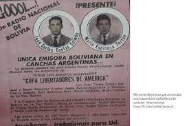 los hermanos Costas y radio Nacional.
