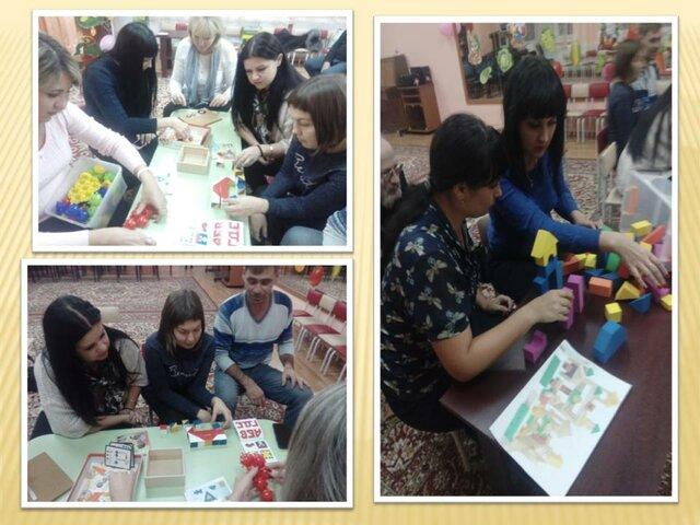 Родительское собрание«Влияние конструктивной деятельности на развитие дошкольников