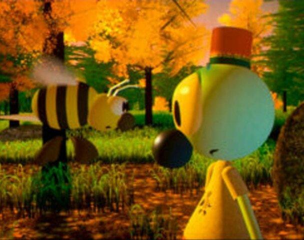 Animación 3D en Pixar