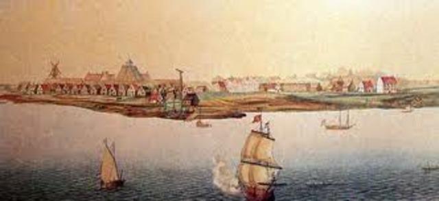 Settlement of Massachusetts bay