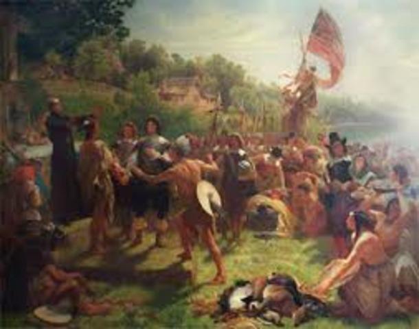 Settlement of Maryland