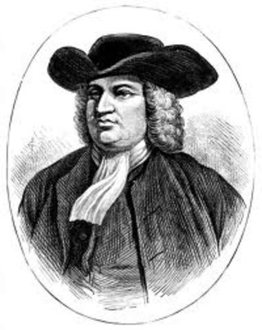 Quakers reach New England