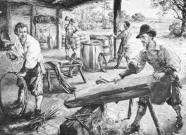 settlement of North Carolina