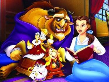 """Disney yPixar – """"La bella y la bestia"""""""