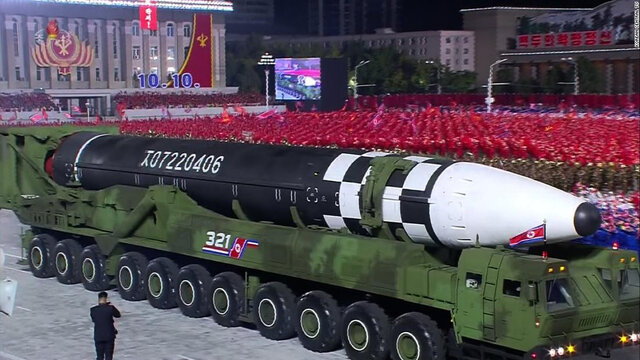 Missiles Testing