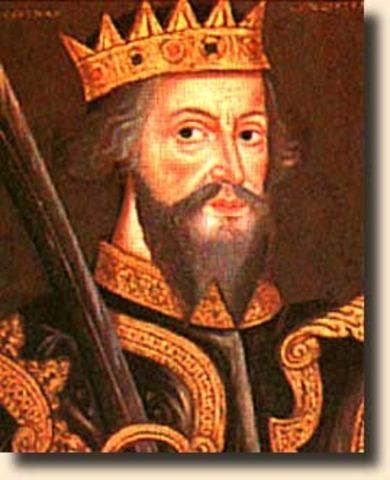 William the Conqueror establishes the Curia Regis