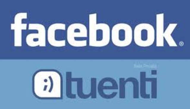 Me uno a las redes sociales