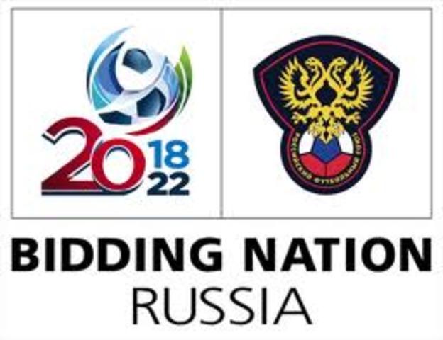 Je vais aller au Russia pour la Coupe du monde 2018.
