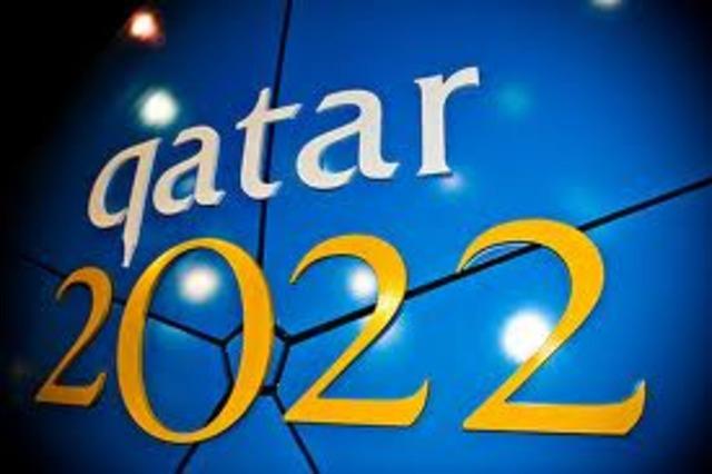 Je vais aller au Qatar pour la Coupe du monde 2022.