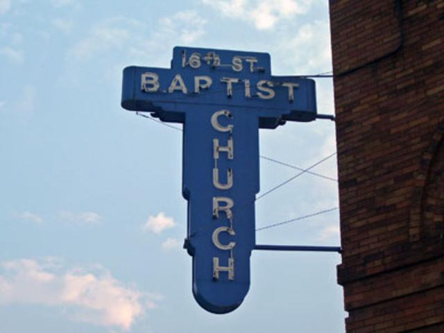 Bombing of 16th St. Baptist Church